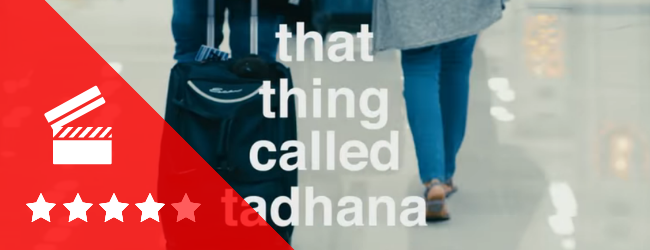 That Thing Called Tadhana opening credits and rating