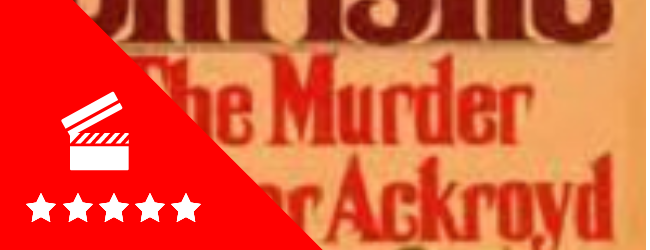 The Murder of Roger Ackroyd book cover and rating