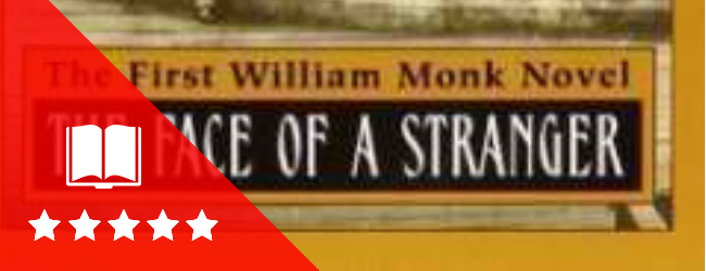 The Face of a Stranger book cover and rating
