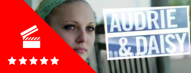 Audrie and Daisy banner and rating